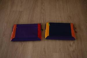 2 x real leather Laptop or Tablet bag -  brand new Goolwa Alexandrina Area Preview