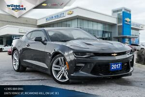2017 Chevrolet Camaro 2SS | HEADS-UP DISPLAY | SUNROOF | BOSE...