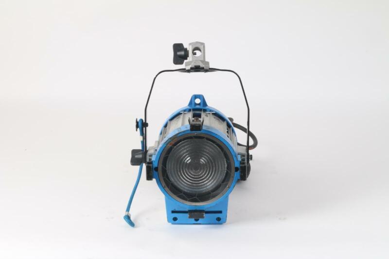 Arri 650 Plus Fresnel Spotlight (120-240V AC) - Fair Condition