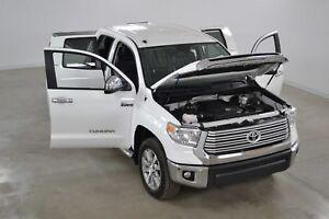 2014 Toyota Tundra Limited 4x4 5.7L Double Cab GPS*Cuir* +++Opti