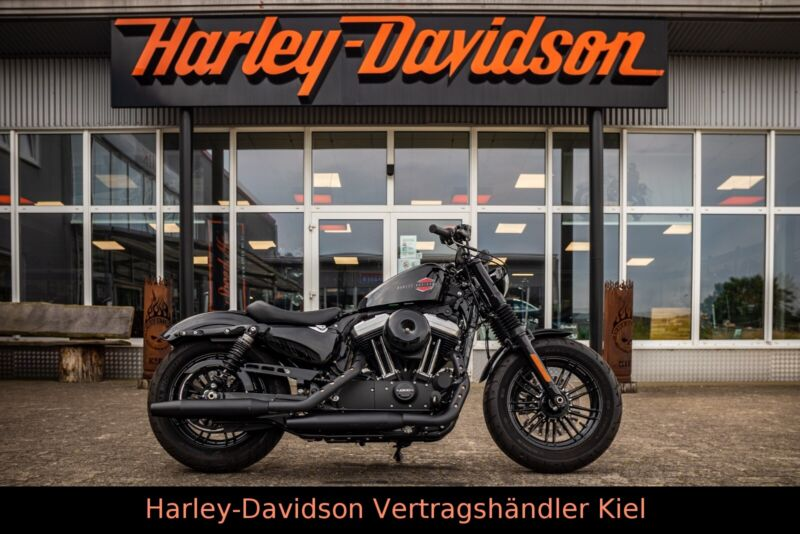 Harley-Davidson XL1200X Forty-Eight Sportster - LAST EDITION -