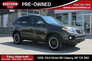 2011 Kia Sorento LX V6 AWD PARK ASSIST PUSH START HEATED SEATS