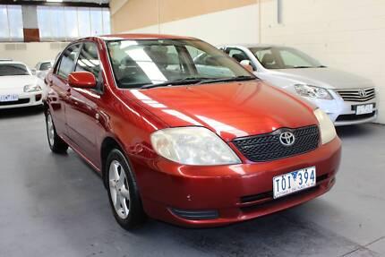 Toyota Corolla Sedan 2003 Auto Conquest