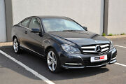 Mercedes-Benz C 250 CGI Coupe BlueEfficiency|NAVI|PDC