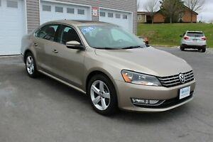 2015 Volkswagen Passat TDI Comfortline! LEATHER! DIESEL! LOW KMS