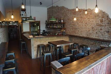 Two-level bar/restaurant for lease in Newtown
