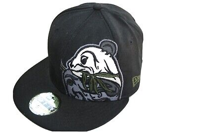 Giant Panda New Era 59FIFTY Character Basic Black FITTED CAP