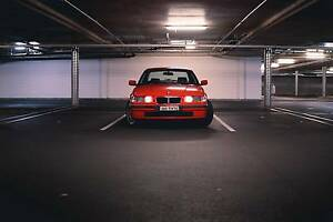 1996 BMW 318is Coupe Manual Leabrook Burnside Area Preview