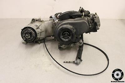 2009 Vespa LX50 ENGINE MOTOR STARTER STATOR LX 50 09