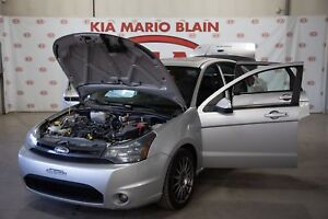 2010 Ford Focus SES *CUIR*MAGS*TOIT OUVRANT*