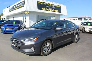 2019 Hyundai Elantra Preferred w/Sun & Safety Package