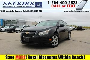 2014 Chevrolet Cruze 2LT *HEATED LEATHER, SUNROOF*