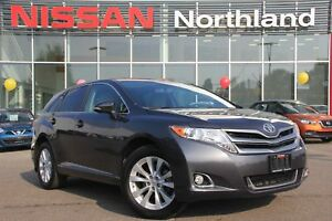 2014 Toyota Venza LE 4 DOOR WAGON WITH WINTER TIRES