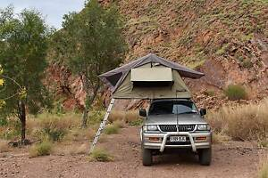 Mitsubishi Challenger 2000 4WD Dual Fuel and Rooftop Tent Perth Perth City Area Preview