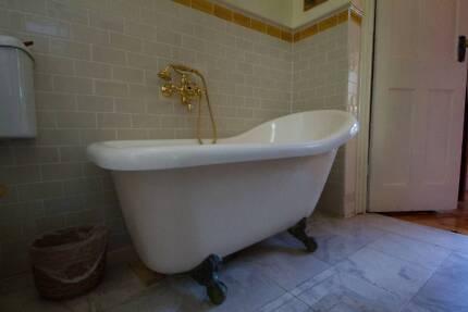 Clawfoot Bathtub Leichhardt Leichhardt Area Preview