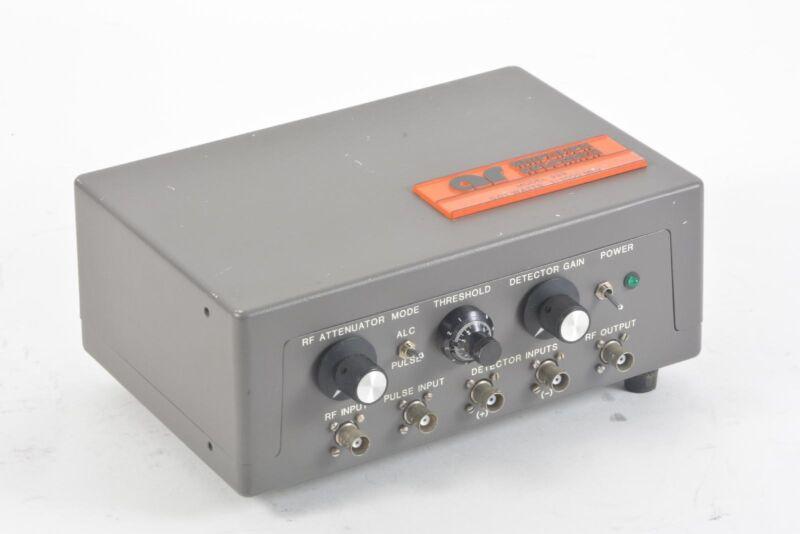 AR Amplifier Research Leveling Preamplifier Model 999 0.01 Watts 1-1000 MHz