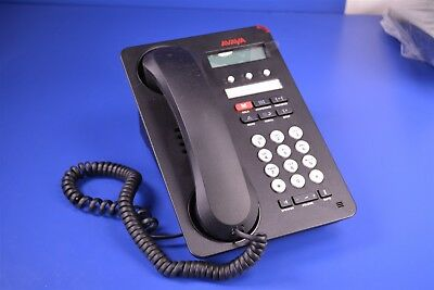 Avaya Model 1603 Business Office Ip Phone Black