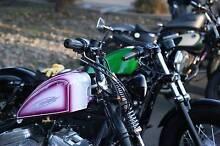Harley Davidson Sportster Bobber Chopper w Springer Front End Freshwater Manly Area Preview