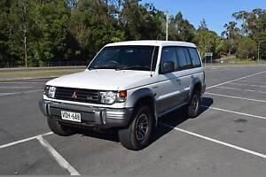 1991 Mitsubishi Pajero Wagon Cairns Cairns City Preview