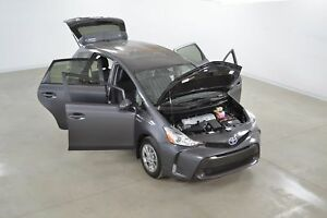 2016 Toyota Prius v Hybride Gr.Luxe GPS*Cuir*Bluetooth*Camera Re