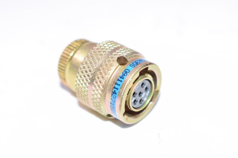 NEW AMPHENOL JMS27473E8A35S MIL Spec Connector