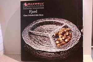 New Maxwell and Williams - Fjord - 3 Divided Dish - 34cm Macquarie Park Ryde Area Preview