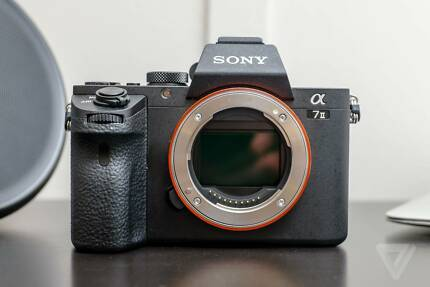 Sony A7 II Mirrorless Camera - Brand New Condition Brighton East Bayside Area Preview