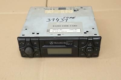 Mercedes ML W163 Radio Kassette Soundsystem mit Code A2108200986 Fß