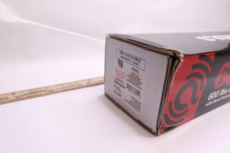 Alarm Controls Double Magnetic Lock 600 lb. 600-DLB