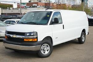 2018 Chevrolet Express Cargo Van