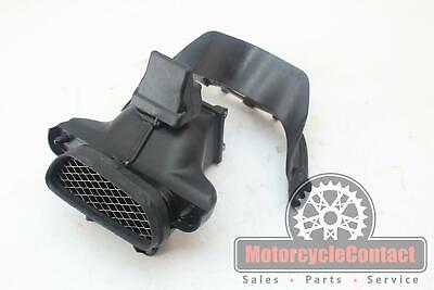 03 04 ZX6R 636 RAM AIR INTAKE DUCT TUBE RAMAIR BOOT GRILL STAY OEM