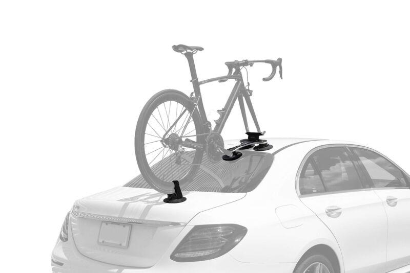 SeaSucker Talon Single Bike Rack for Cars - USA Made Racks - SUV, Sedan, Hatchba
