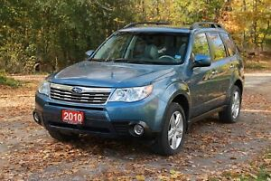 2010 Subaru Forester 2.5 X Limited Package AWD | Leather | Su...