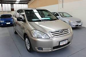 Toyota Avensis 7 Seats Service History Cruise Control Mordialloc Kingston Area Preview