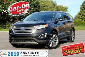 2016 Ford Edge Titanium AWD LEATHER NAV PANO ROOF REAR CAM