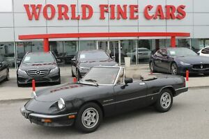1984 Alfa Romeo Spider Veloce | Clean | All Original