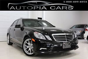 2010 Mercedes-Benz E-Class E350 4MATIC/PANORAMIC SUNROOF/ALLOY