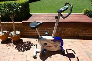 Exercise Bike Health Stream. Good Condition Castle Hill The Hills District Preview