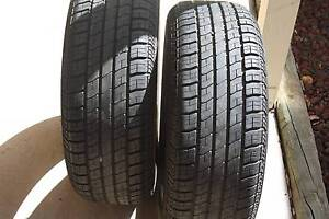 2 X CONTINENTAL 205/60/R15 TYRES Lara Outer Geelong Preview