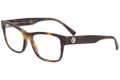 VERSACE VE3266A 5217 Havana Demo Lens 55 mm Men's Eyeglasses
