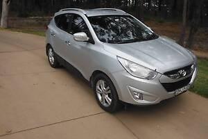2011 Hyundai IX35 Wagon 2 ltr turbo diesel Black Head Greater Taree Area Preview