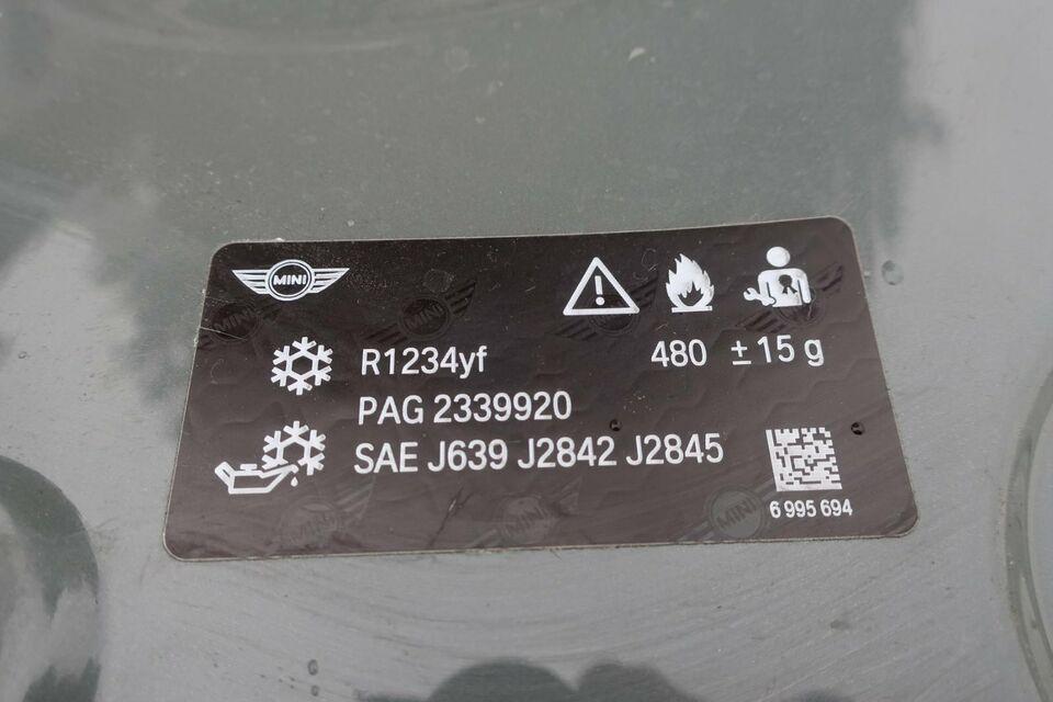 Motorhaube Mini F54 F55 F56 F57 vorne ab 2015 | Grau Met Original in Koblenz
