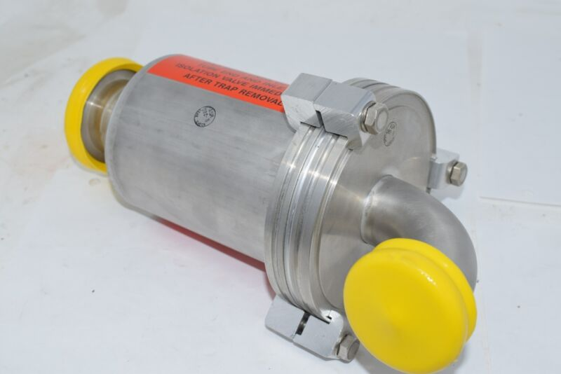 NEW ASM HT-O High Vacuum Trap