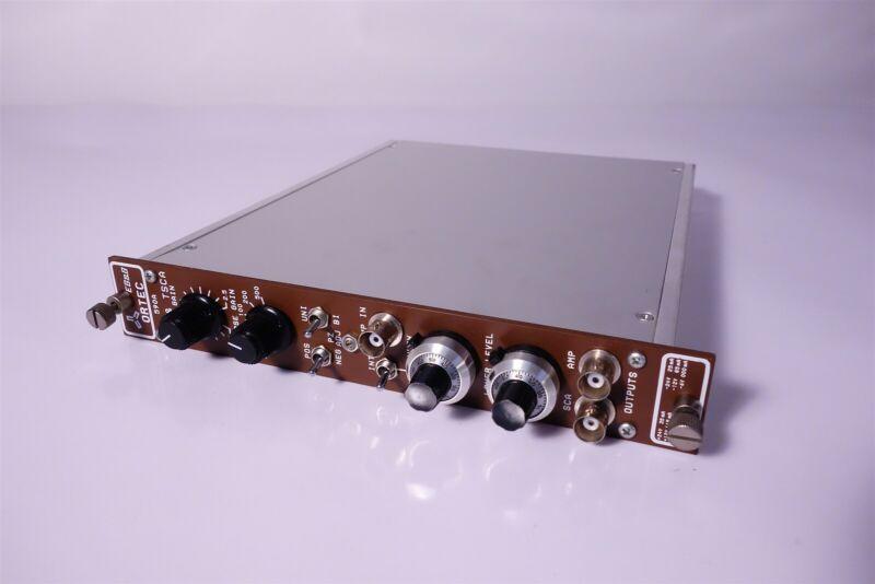 Ortec EG&G 590A Amp / Amplifier & TSCA Timing Single Channel Amplifier NIM BIN