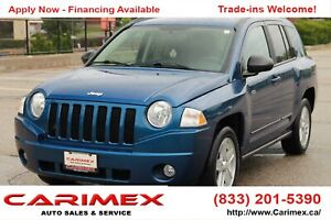 2010 Jeep Compass Sport/North CERTIFIED