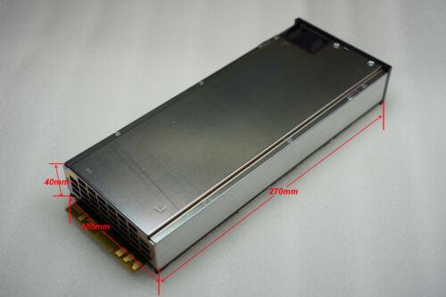 3000 Watt AC 220V to DC 50V / 1500 Watt AC 110V to DC 50V Power supply unit