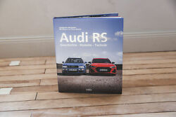 Audi RS Buch: Cover