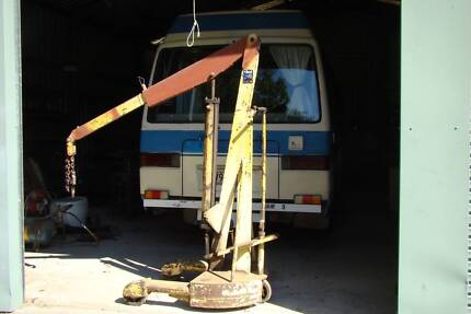 Workshop Crane Childers Bundaberg Surrounds Preview