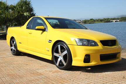 2011 Holden Ute VE Series II SS Utility Extended Cab 2dr Man 6sp Merrimac Gold Coast City Preview