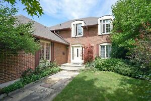 4+2 bedroom house at the end of cul-de-sac